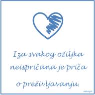 Srce-oziljak